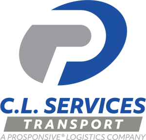 CL Services Transport Logo - Square Logo