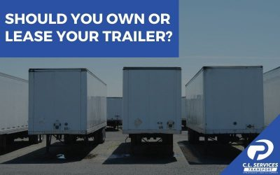 Should You Own or Lease Your Trailer?